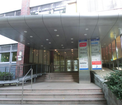 Musikschule Hamburg Eingang